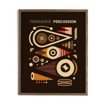 Persuasive Percussion Black